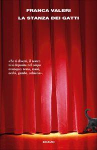 Copertina del libro La stanza dei gatti di Franca Valeri