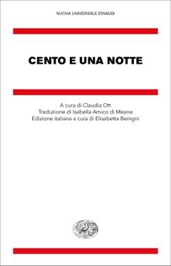 Copertina del libro Cento e una notte di Anonimo