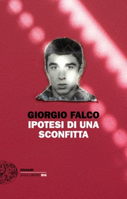 Copertina del libro Ipotesi di una sconfitta di Giorgio Falco
