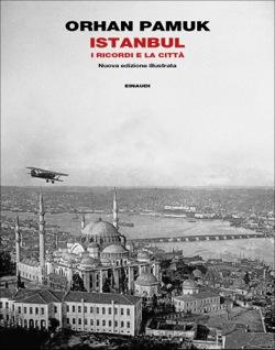 Copertina del libro Istanbul di Orhan Pamuk
