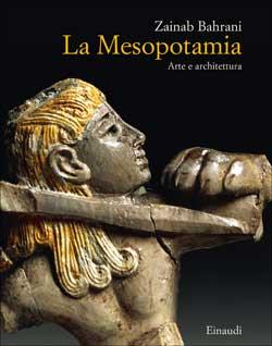 Copertina del libro La Mesopotamia di Zainab Bahrani