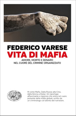 Copertina del libro Vita di mafia di Federico Varese