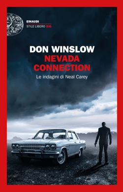 Copertina del libro Nevada Connection di Don Winslow