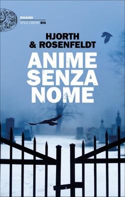 Copertina del libro Anime senza nome di Hans Rosenfeldt, Michael Hjorth