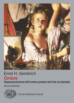 Copertina del libro Ombre di Ernst H. Gombrich