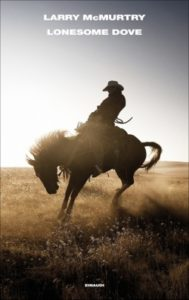 Copertina del libro Lonesome Dove di Larry McMurtry