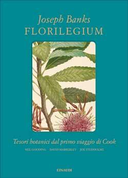 Copertina del libro Florilegium di Joseph Banks
