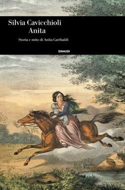 Copertina del libro Anita di Silvia Cavicchioli