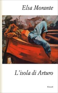 Copertina del libro L'isola di Arturo di Elsa Morante