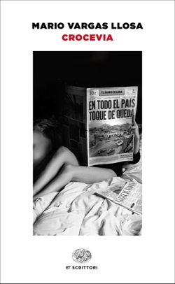 Copertina del libro Crocevia di Mario Vargas Llosa