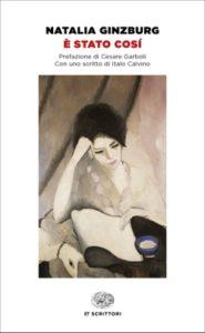 Copertina del libro È stato cosí di Natalia Ginzburg