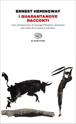 Copertina del libro I quarantanove racconti di Ernest Hemingway