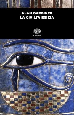 Copertina del libro Civiltà egizia di Alan Gardiner