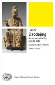 Copertina del libro Daodejing di Laozi