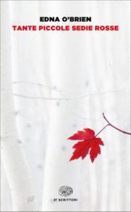 Copertina del libro Tante piccole sedie rosse di Edna O'Brien