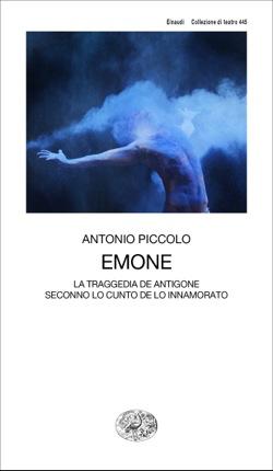 Copertina del libro Emone di Antonio Piccolo