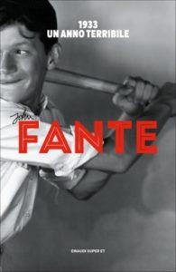 Copertina del libro 1933. Un anno terribile di John Fante