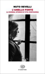 Copertina del libro L'anello forte di Nuto Revelli