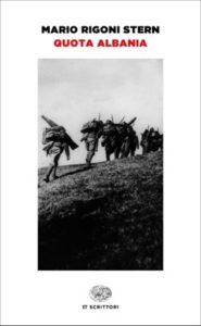 Copertina del libro Quota Albania di Mario Rigoni Stern
