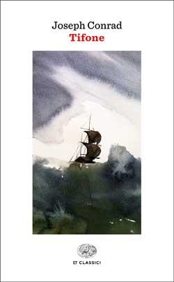 Copertina del libro Tifone di Joseph Conrad