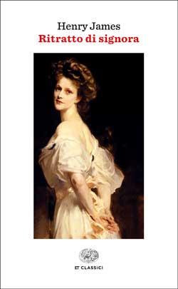 Copertina del libro Ritratto di signora di Henry James
