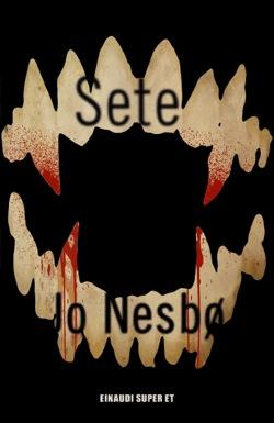 Copertina del libro Sete di Jo Nesbø