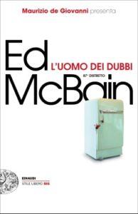 Copertina del libro L'uomo dei dubbi di Ed McBain