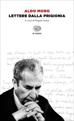 Copertina del libro Lettere dalla prigionia di Aldo Moro