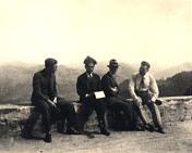 Pavese, Ginzburg, Antonicelli, Frassinelli
