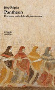 Copertina del libro Pantheon di Jörg Rüpke