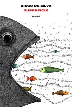 Copertina del libro Superficie di Diego De Silva