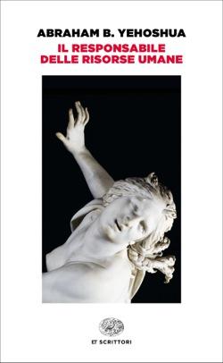 Copertina del libro Il responsabile delle risorse umane di Abraham B. Yehoshua