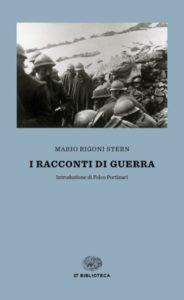Copertina del libro I racconti di guerra di Mario Rigoni Stern