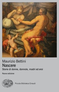 Copertina del libro Nascere di Maurizio Bettini