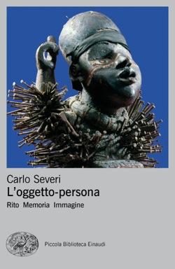Copertina del libro L'oggetto persona di Carlo Severi