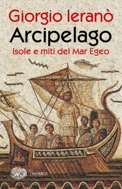 Copertina del libro Arcipelago di Giorgio Ieranò