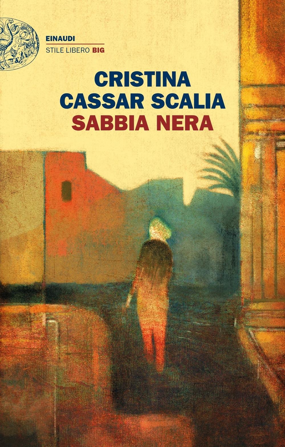 Risultati immagini per Sabbia nera Cristina Cassar Scalia