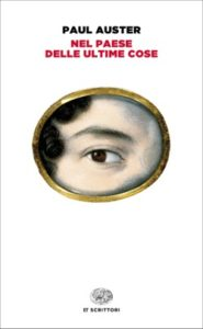 Copertina del libro Nel paese delle ultime cose di Paul Auster