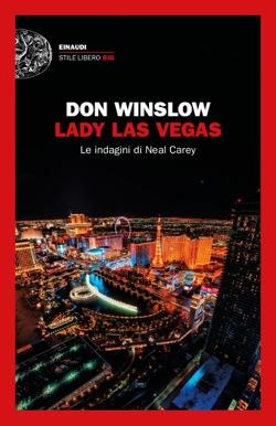 Copertina del libro Lady Las Vegas di Don Winslow