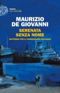 Copertina del libro Serenata senza nome di Maurizio de Giovanni