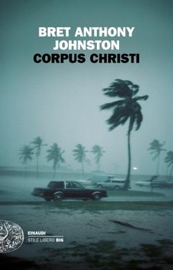 Copertina del libro Corpus Christi di Bret Anthony Johnston
