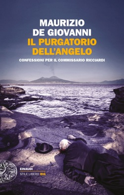 Copertina del libro Il purgatorio dell'angelo di Maurizio de Giovanni