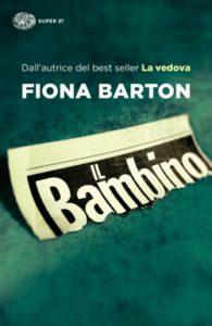 Copertina del libro Il bambino di Fiona Barton