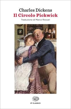 Copertina del libro Il circolo Pickwick di Charles Dickens