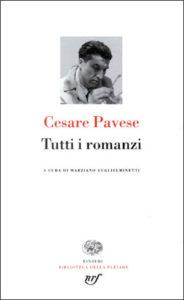 Copertina del libro Tutti i romanzi di Cesare Pavese