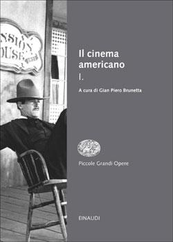 Copertina del libro Il cinema americano I di VV.