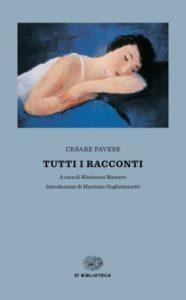 Copertina del libro Tutti i racconti di Cesare Pavese
