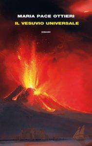 Copertina del libro Il Vesuvio universale di Maria Pace Ottieri