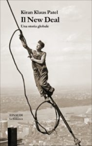 Copertina del libro Il New Deal di Kiran Klaus Patel