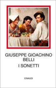 Copertina del libro I Sonetti di Giuseppe Gioachino Belli